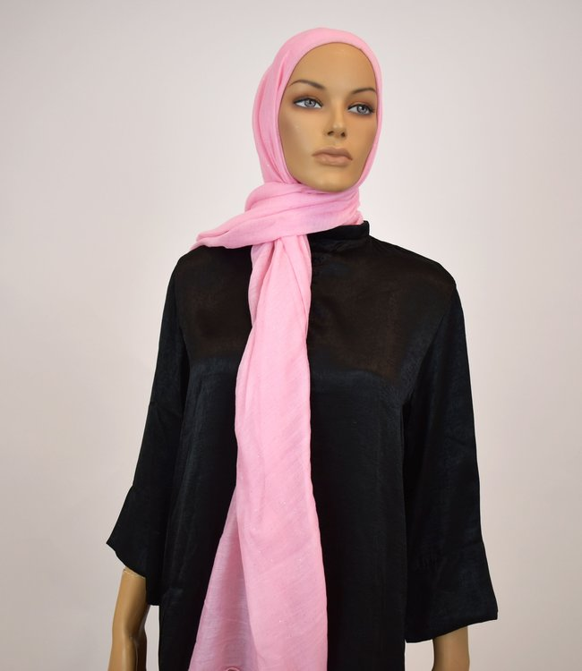 Sófani Scarf - Baby pink