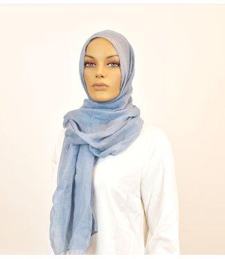 Sófani Sjaal - Hemelsblauw