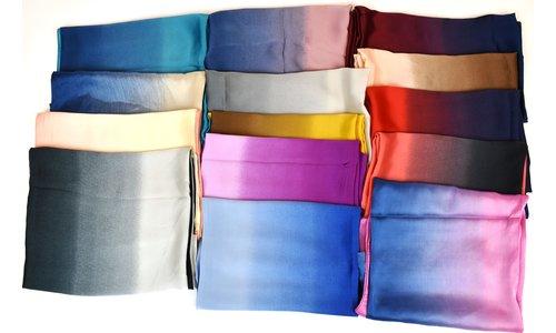 Zijde sjaals