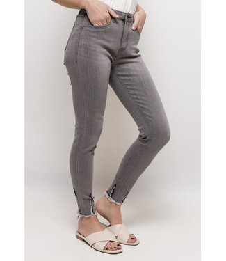 Skinny jeans - Grijs