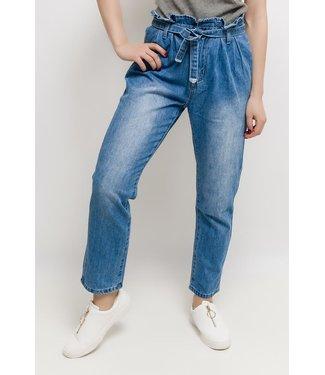 Comfortabele jeans - Blauw