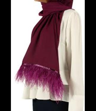 Esarp Home Veren sjaal - Kers