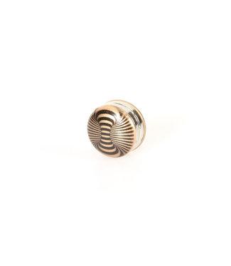 Hijab magnet - Copper / Black