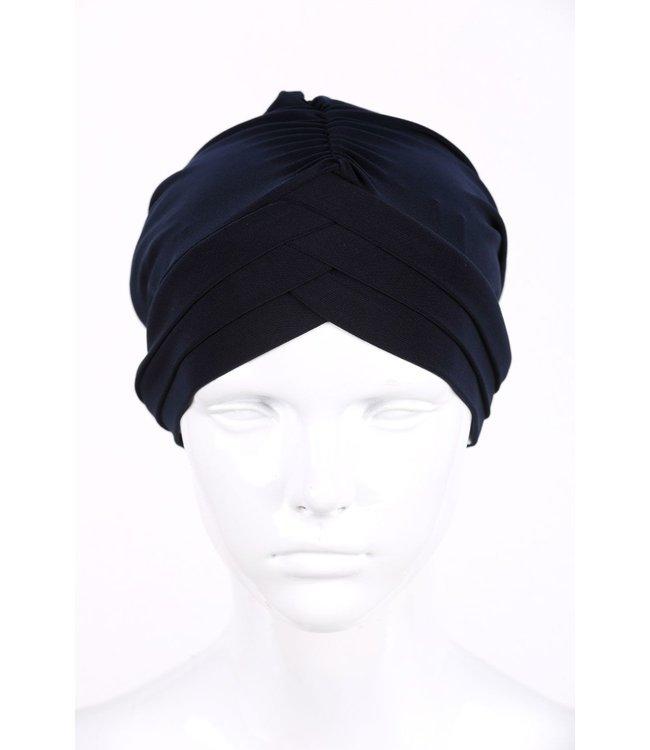 Turban - Dark blue