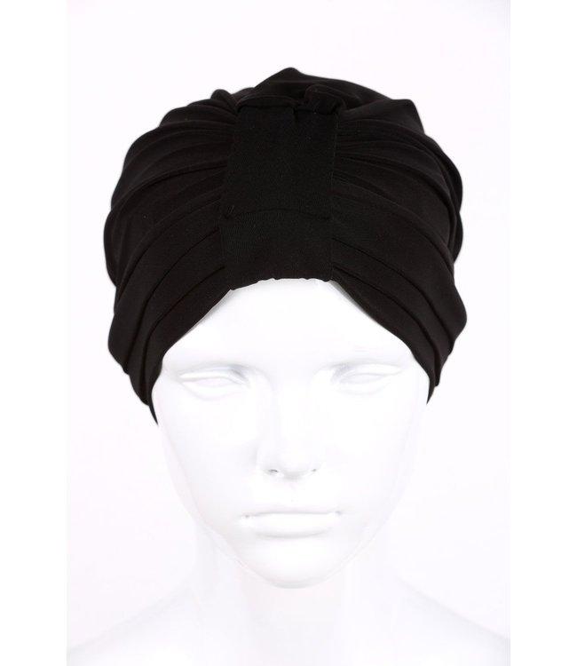Turban - Zwart