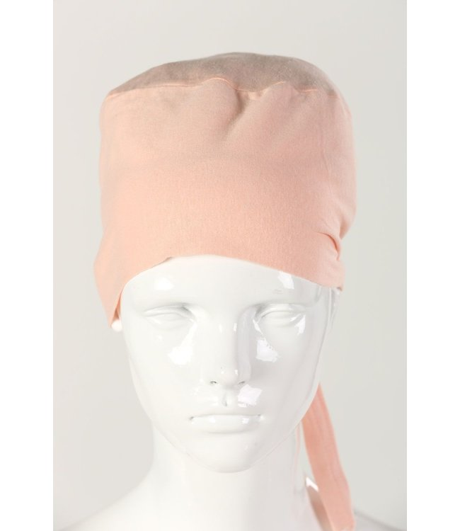 Bottom cap - Soft pink