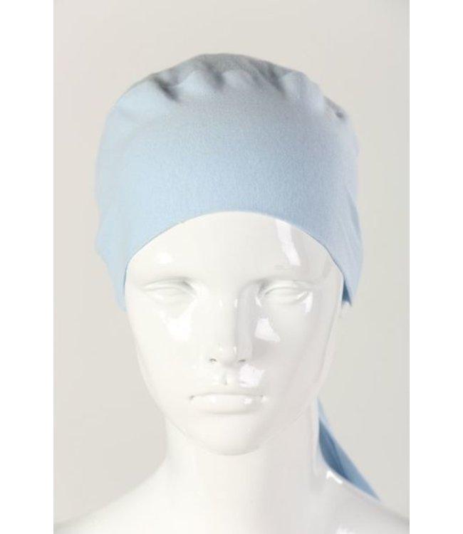 Bottom cap - Baby blue
