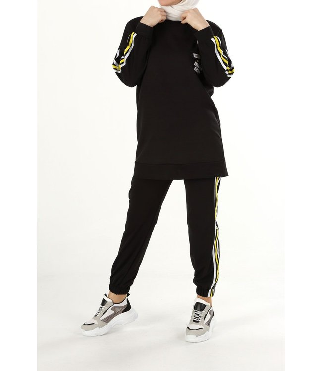 Hijab suit - Zwart