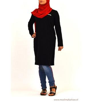 Outfit jeans etnisch