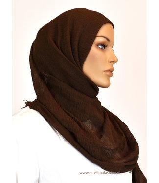 Sófani Skin hijab - Bruin