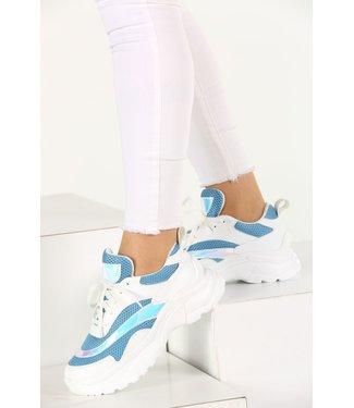 Sportschoenen - Blauw