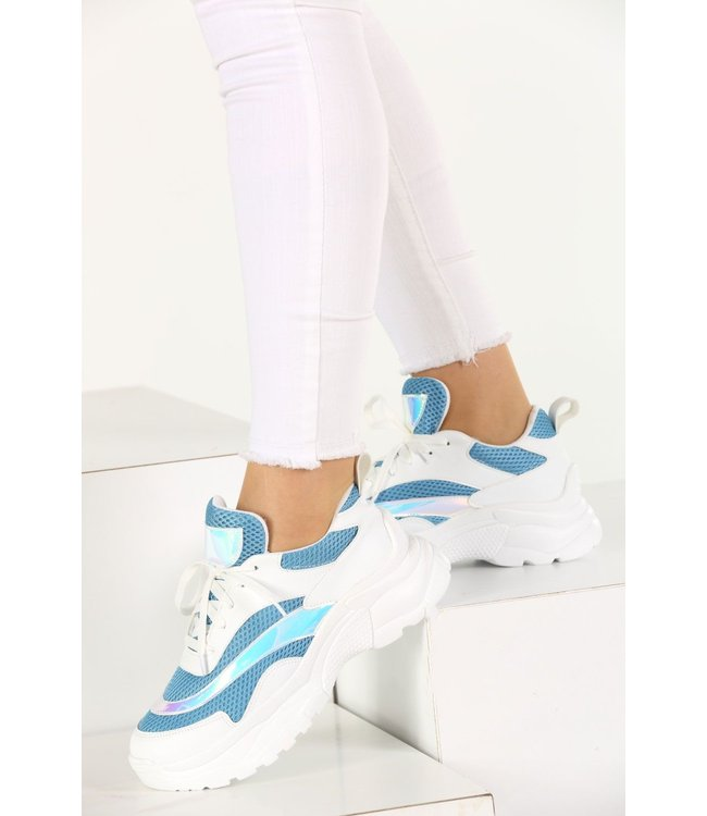 Sport shoes - Blue