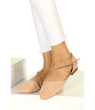 Shoes - Powder pink