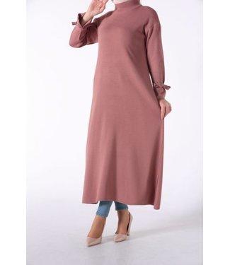 ALLDAY Long turtleneck tunic - Pink