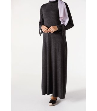 ALLDAY Long turtleneck tunic - Anthracite