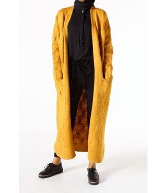 ALLDAY Warm vest - Mustard