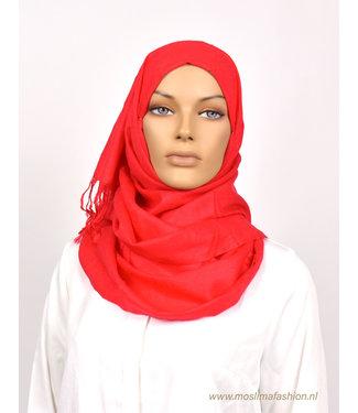 Sófani Luxury pashmina - Red