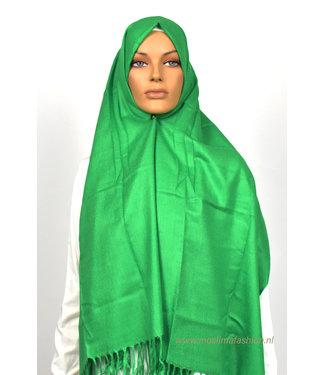 Sófani Luxury pashmina - Green