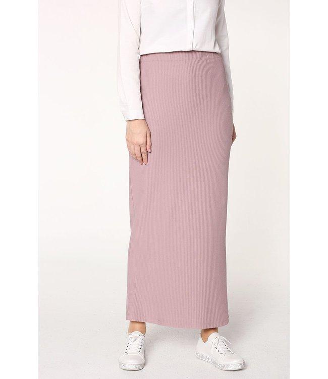 ALLDAY Cotton skirt - Pink