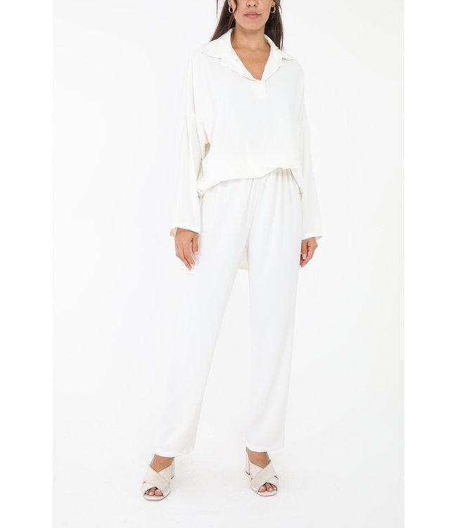 Oversize set - White