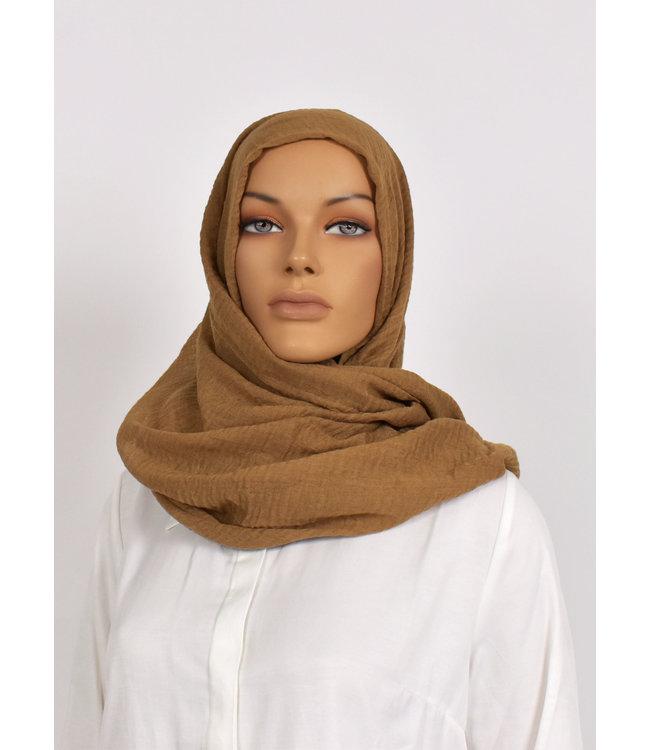 Sófani Skin hijab - Licht bruin