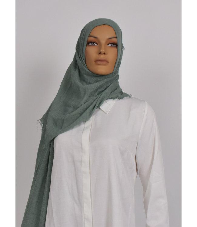 Skin hijab - Ijsblauw