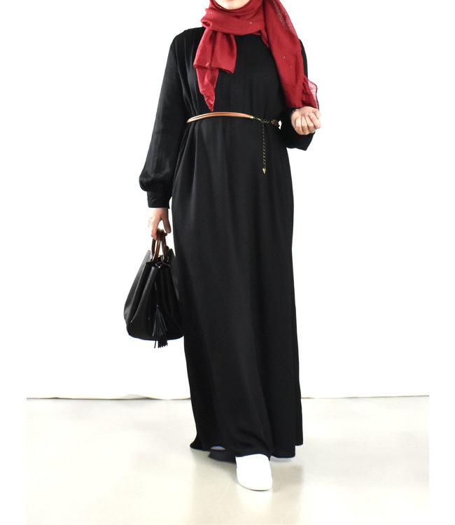 Outfit Zwarte Jurk