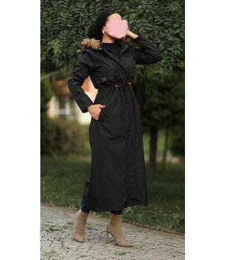 Long coat - Black