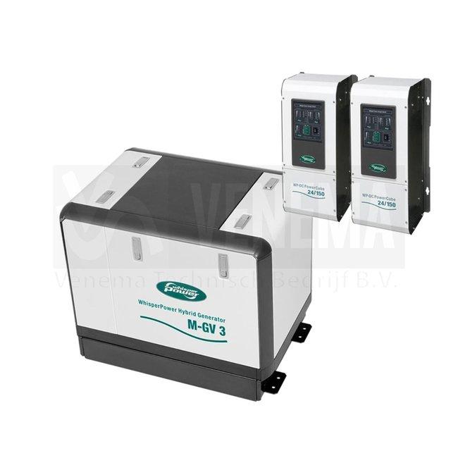 WhisperPower M-GV 3 DC Generator MARINE