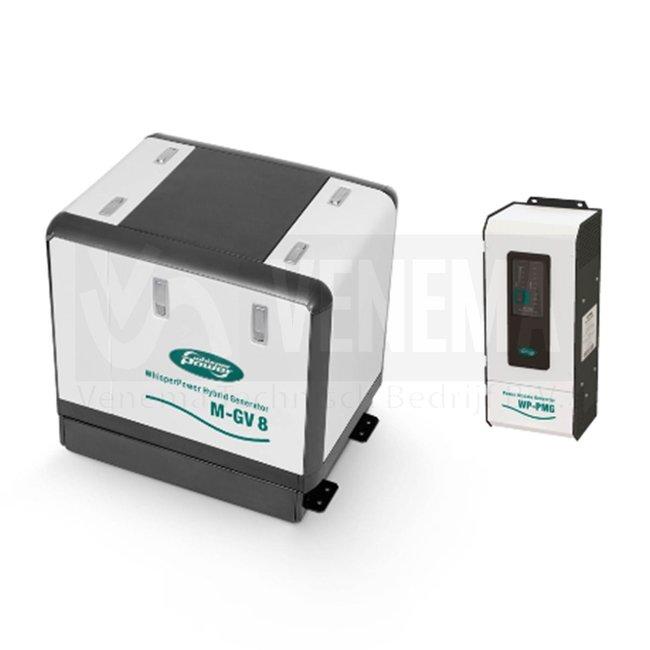 WhisperPower W-GV 8 Genverter Mobile Generator (Mitsubishi motor)