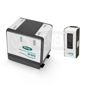 WhisperPower W-GV 8 Genverter Mobile Generator (Kubota motor)