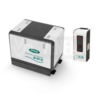 WhisperPower W-GV 10 Genverter Mobile Generator (Kubota motor)