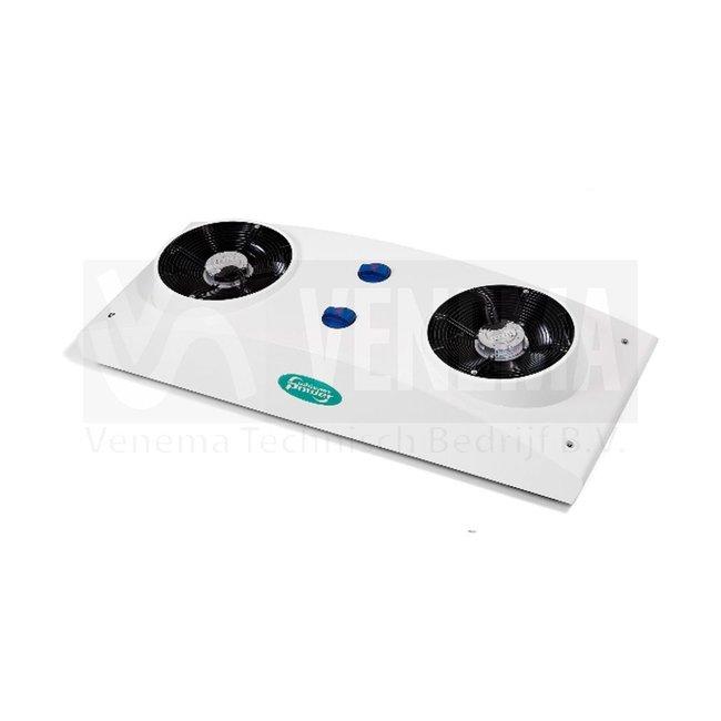 WhisperPower Top-cool single radiateur voor dakmontage