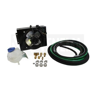 WhisperPower Radiatorkoeling kit motor (zijkant- of vloerkoeling)