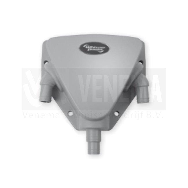 WhisperPower WP-WGS Water/gasscheider kit (40mm)