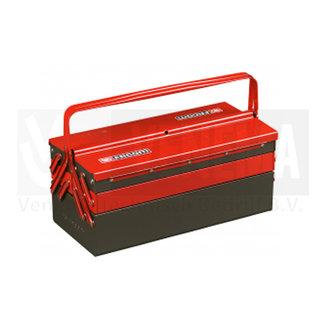 Facom Facom metalen gereedschapskoffer 5 vakken (17L)