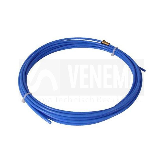 Weldkar Geleider teflon blauw 0,6 - 0,9 mm