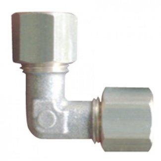 Gas knie koppeling
