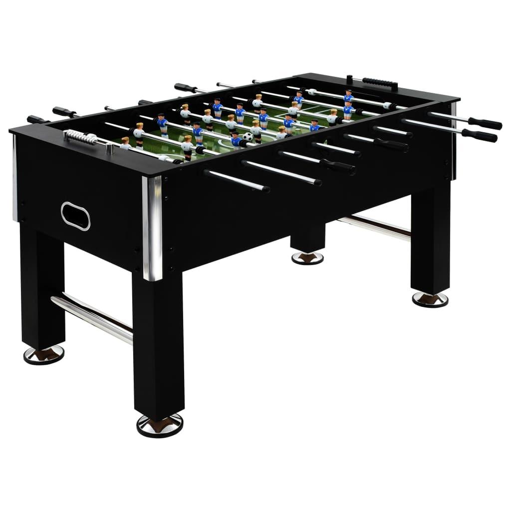 74 Table 5 Acier 140 60 kg cm Noir 5 de x 87 x football fgyb76Y
