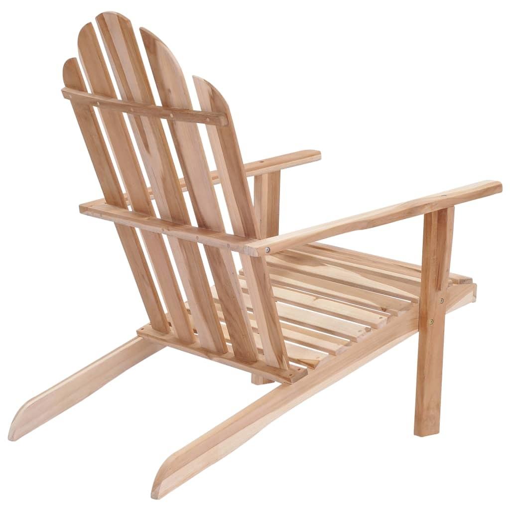 Coussin Pour Fauteuil Adirondack chaise adirondack teck