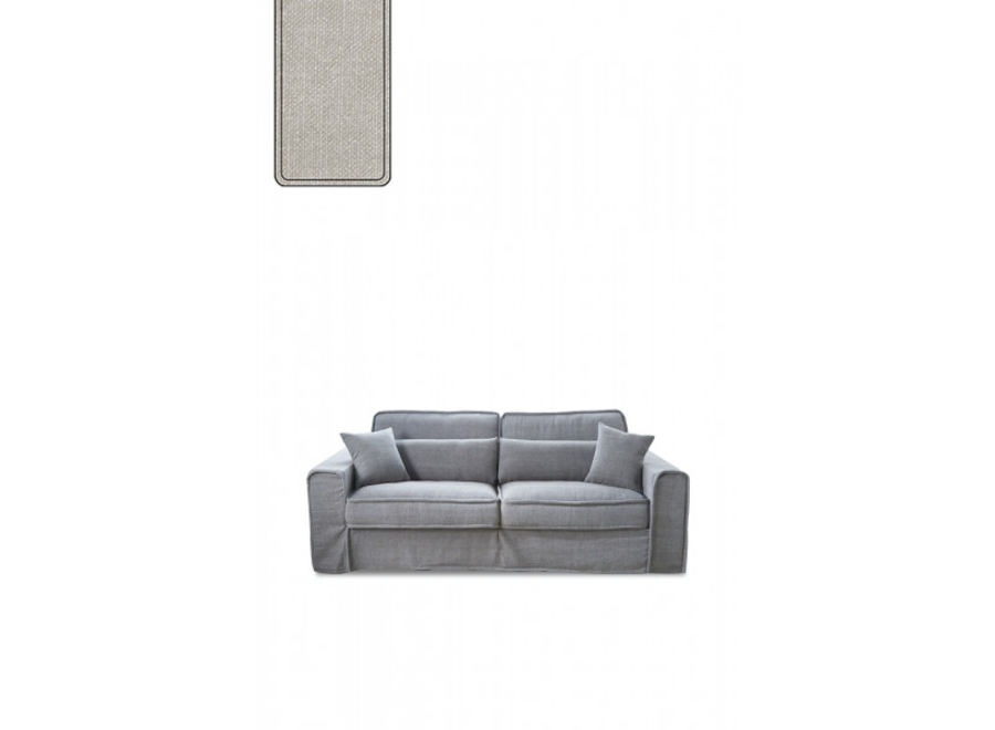 Bond Street Sofa 2.5S Ansvers Flax