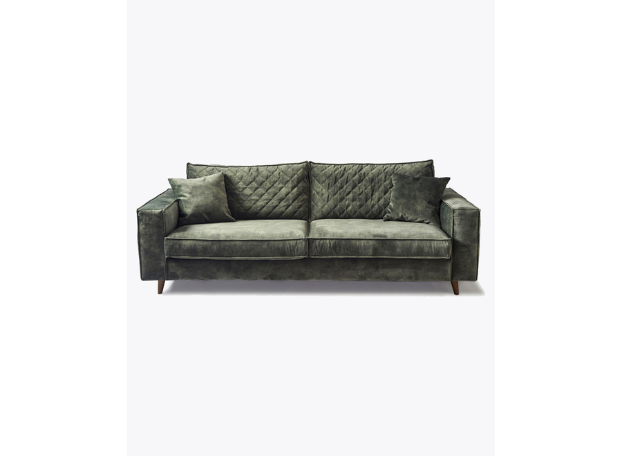 Kendall Sofa 3,5 Seater SteelGr