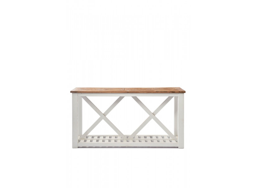 Chateau Chassigny Side Table w/shel