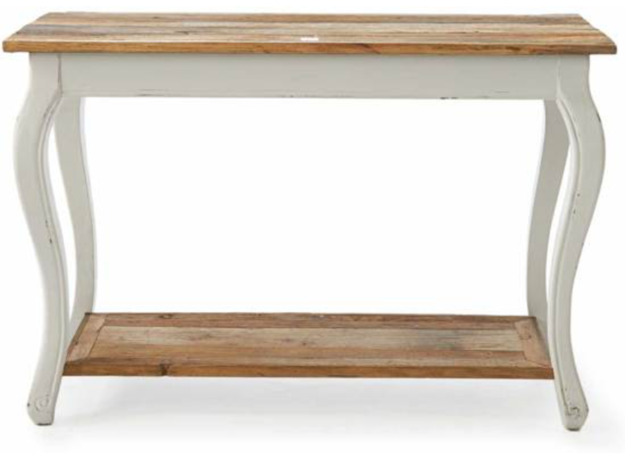 Driftwood Side Table 120x50