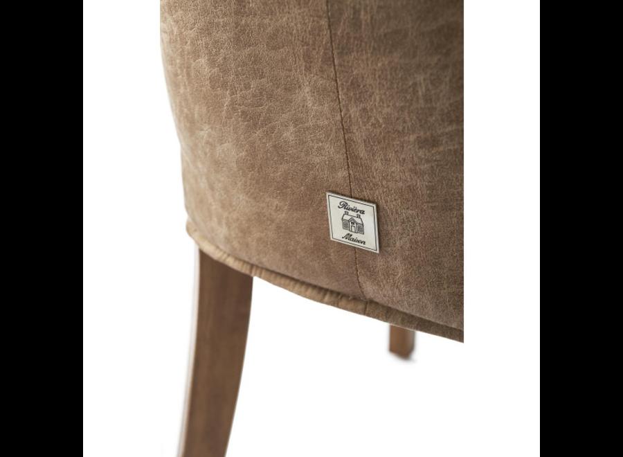 Bridge Lane Dining Chair pel Camel