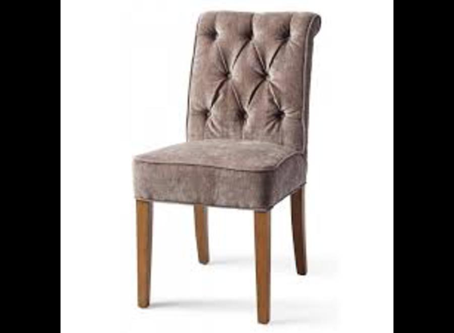 Hampton Classic Dining Chair Dolphi - Black