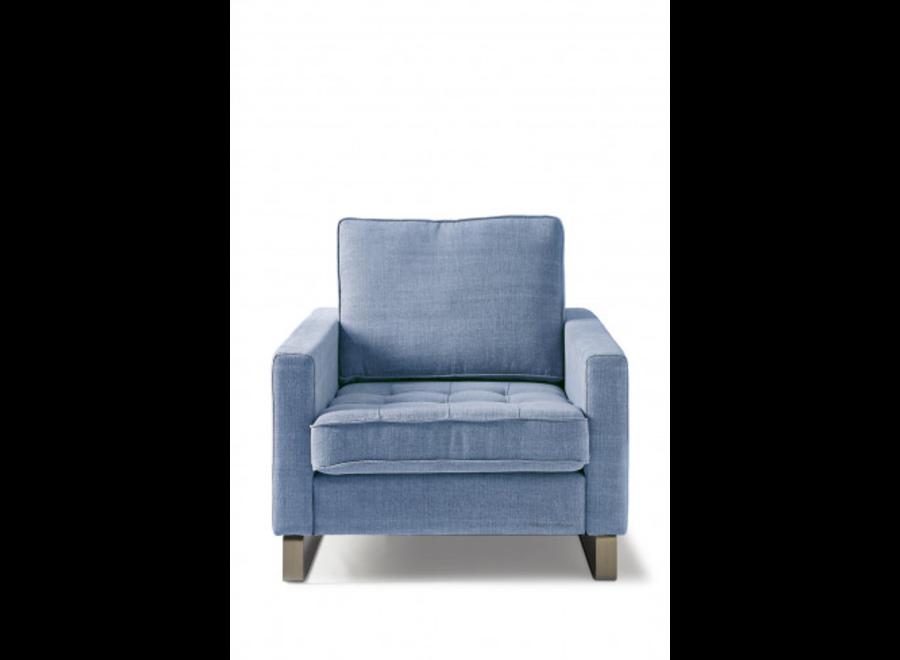 Kendall Armchair Cotton IceBlue