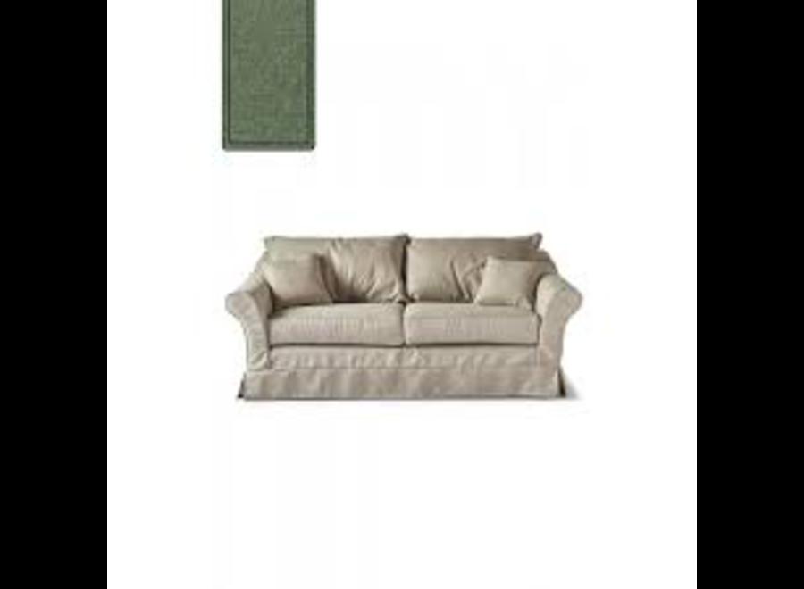 Bond Street Sofa 2.5S Forest Green