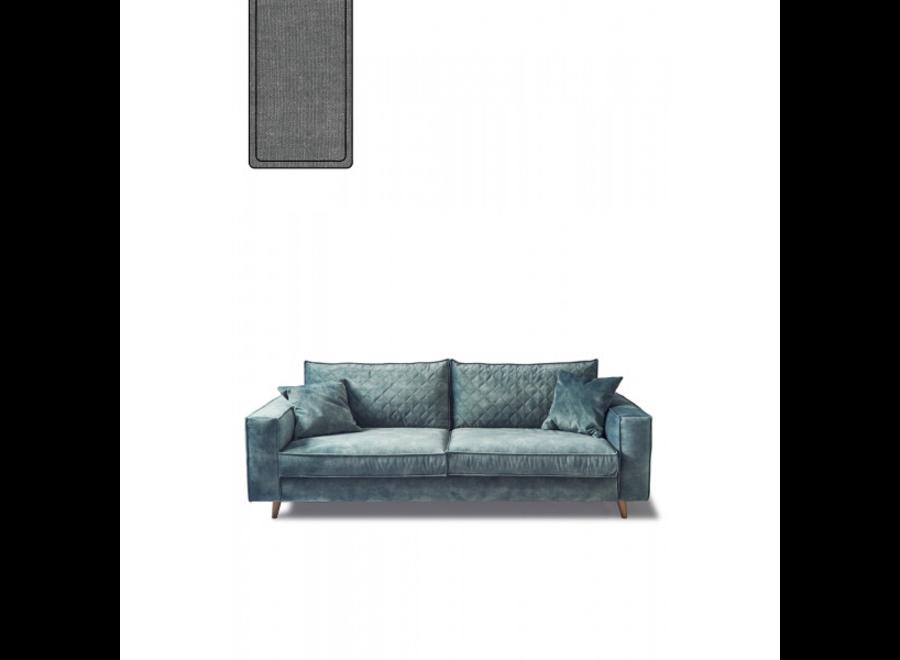 Kendall Sofa 2,5 Seater Cotton Grey