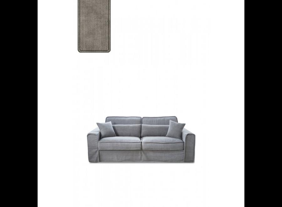 Metropolis Sofa 2,5S Cotton Stone